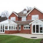 Hallmark Conservatories - PVC Bespoke Conservatories Hipped and Gable