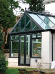 Hallmark Gable Roof Conservatory in Anthracite