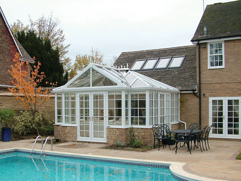 Pvc Gable Conservatories Hallmark Conservatories