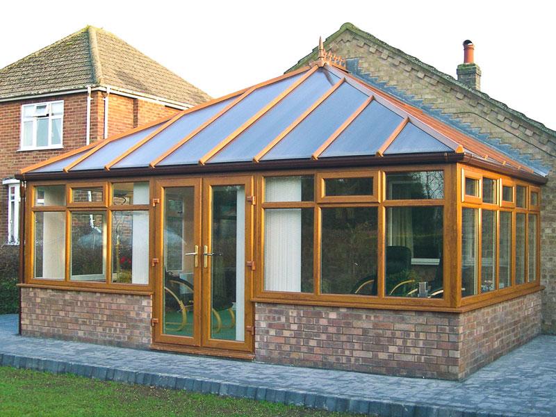 pvc edwardian conservatories hallmark conservatories