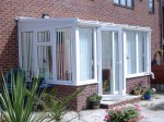 Hallmark Lean-to PVC conservatory - No transom
