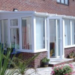 Traditional PVC Lean-To Conservatory